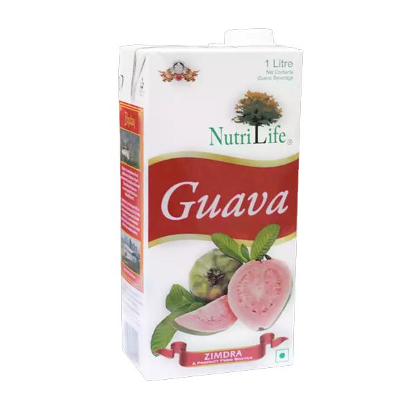 Nutrilife Guava Juice (1 ltr)