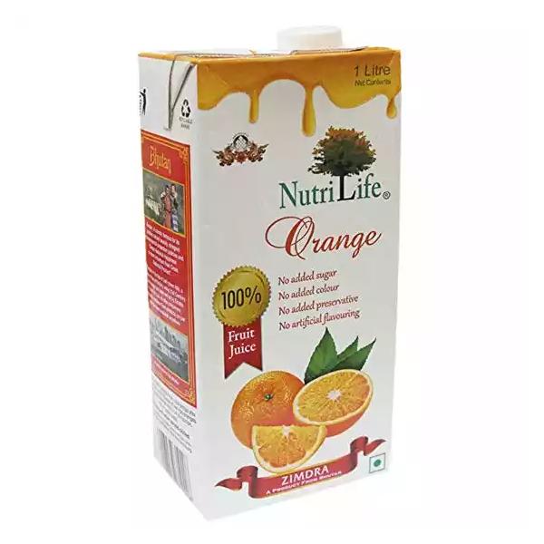 Nutrilife Orange Juice (1 ltr)