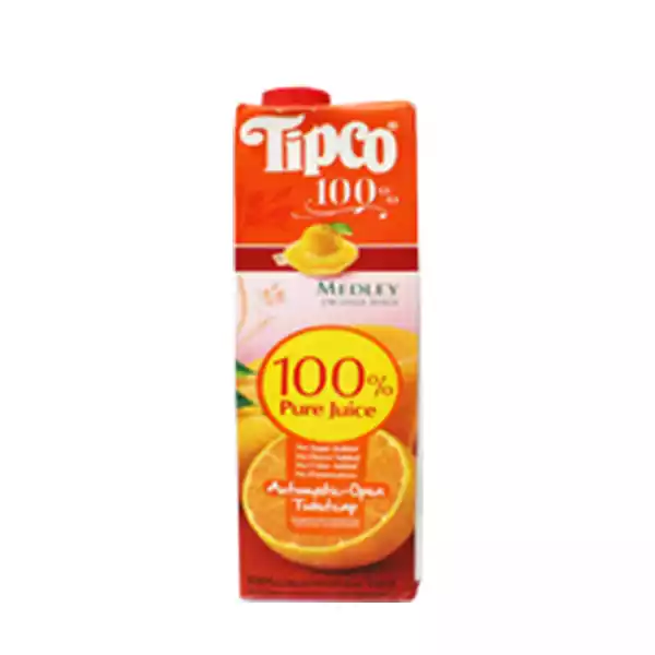 Tipco Medley Orange Juice (1 ltr)