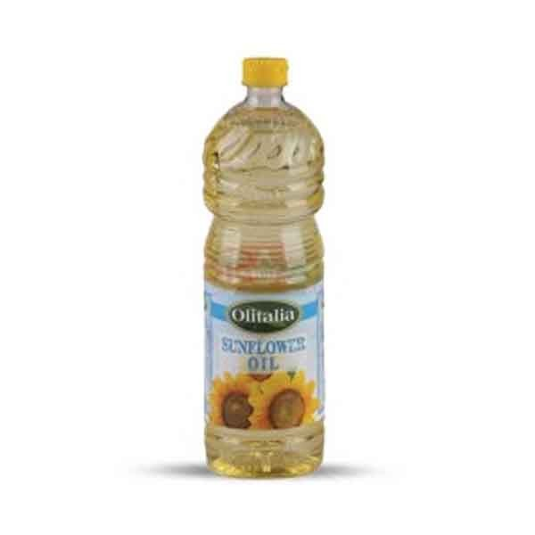 Olitalia Sunflower Oil (1 Ltr )
