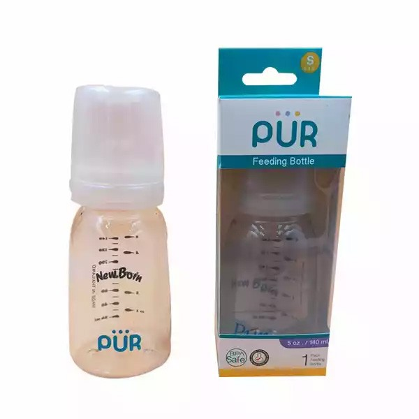 Pur Baby New Born Feeder S (3-6 months) 140 ml (R.1501)