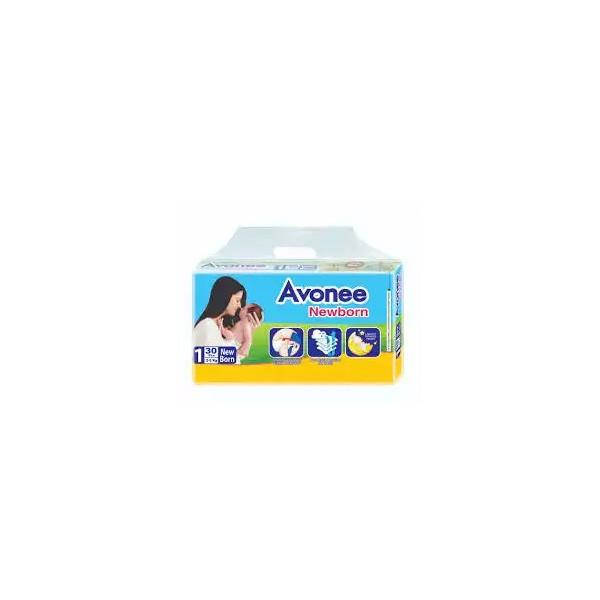 Avonee New Born Baby Diaper Belt 2-5 kg (30pcs)