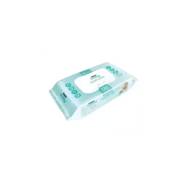 Clariss Baby Wipes (Sensitive) (120pcs)
