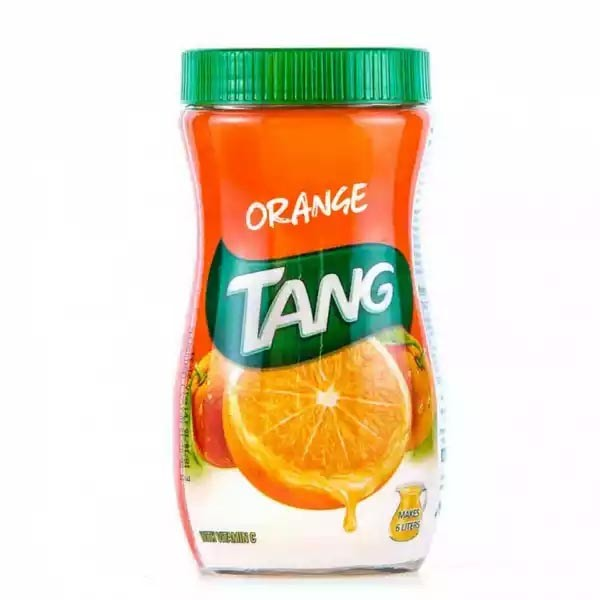 Tang Jar Orange (750 gm)