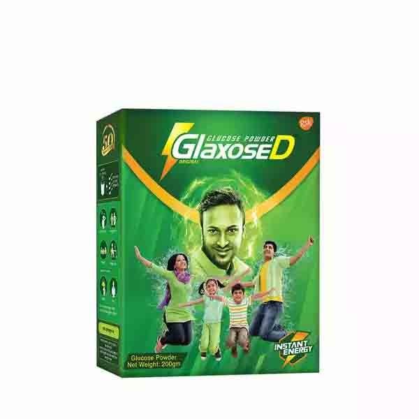 Glaxose D Pack (200 gm)
