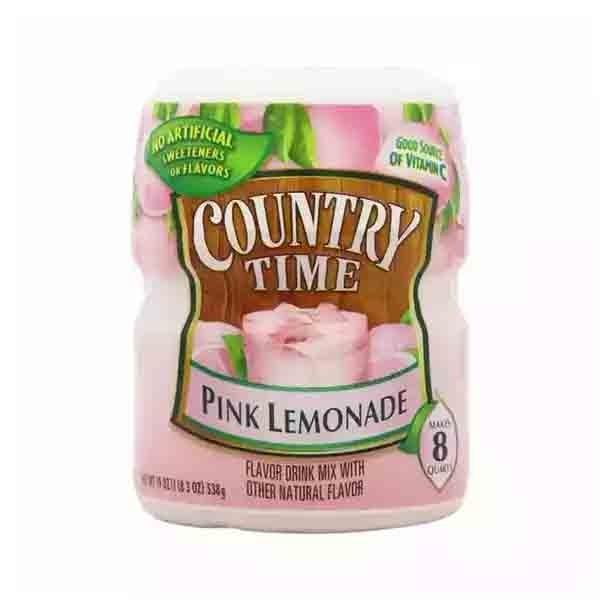 Country Time Pink lemonade Powder Drink (538 gm)