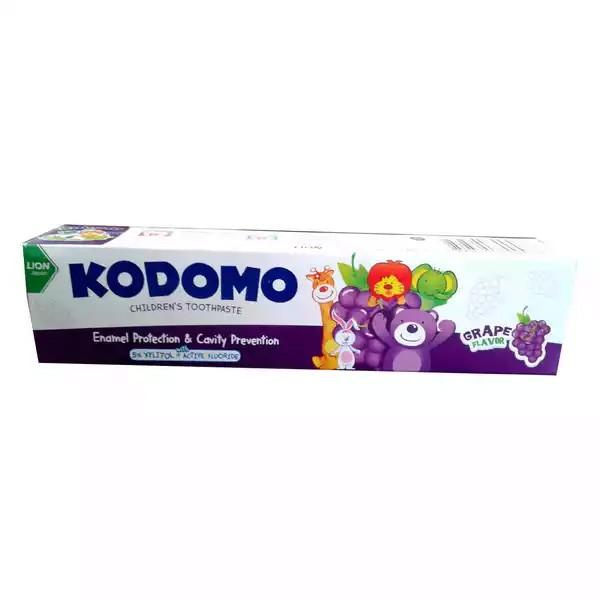 Kodomo Baby Toothpaste Grape Flavor (40gm)