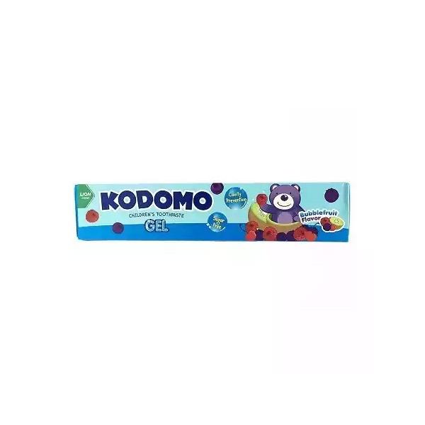 Kodomo Baby Toothpaste Gel Bubblefruit Flavor (40gm)