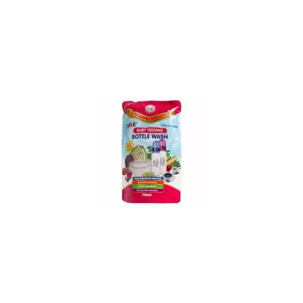 Farlin Baby Feeding Bottle & Nipple Cleanser Refill (BF-200-A) (700ml)