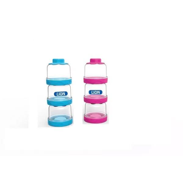 Lion Milk Powder Container (1pcs)