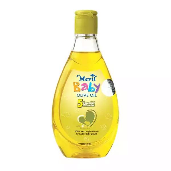 Meril Baby Olive Oil (100ml)