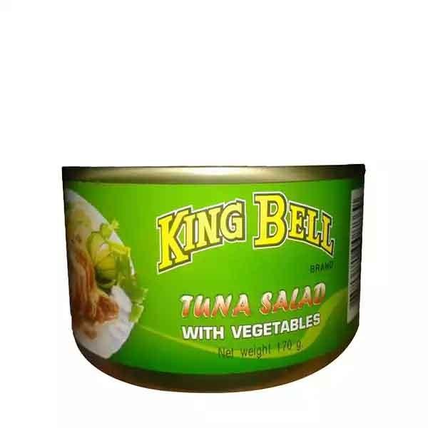 King Bell Tuna Salad Vegetables (170 gm)