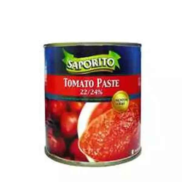 Saporito Tomato Paste Can (800 gm)