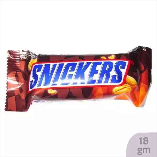 Snickers Chocolate (18 gm)