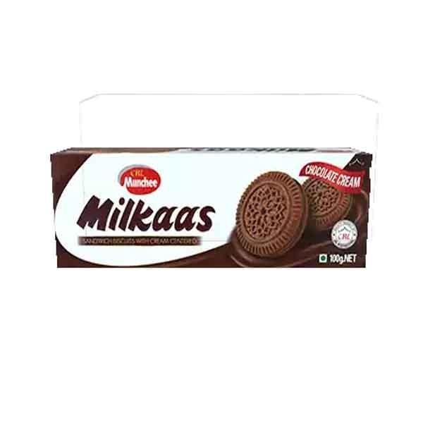 CBL Milkaas Chocolate Cream (100 gm)