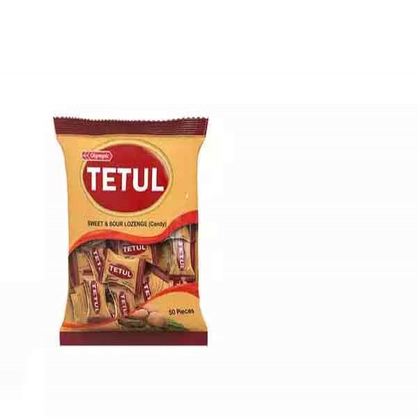 Olympic Tetul Candy (125 gm)
