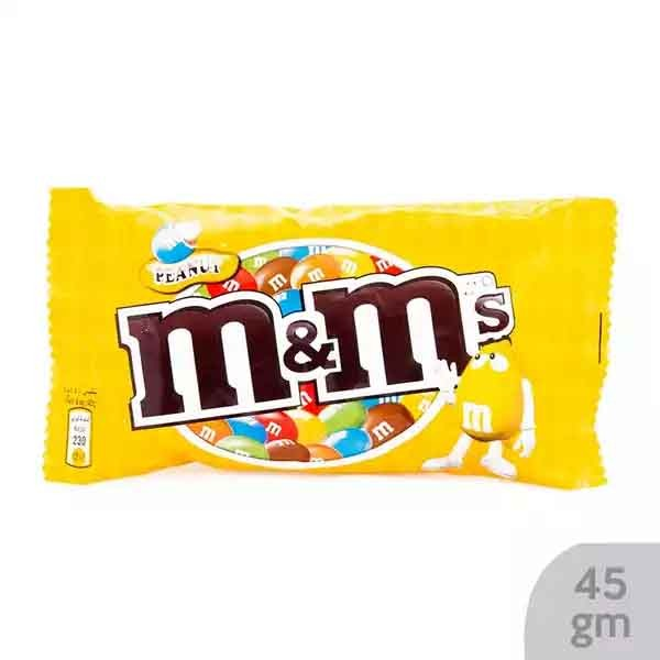 M&M Peanut Chocolate (45 gm)