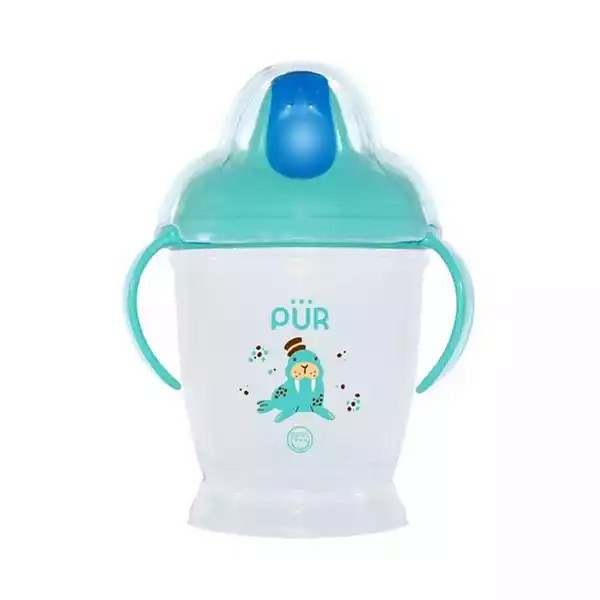 Pur Baby 2 Handle Spout Cup (R.5506) 6 Months+ (1pcs)