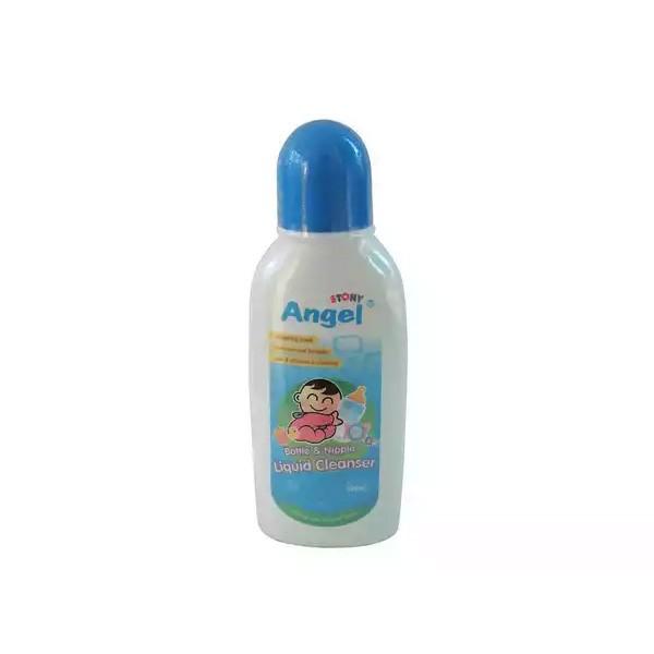 Angel Baby Feeding Bottle & Nipple Cleanser  (300ml)