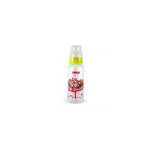 Farlin Stadard Neck Feeding Bottle Red L (NF-767) 250 CC (1pcs)