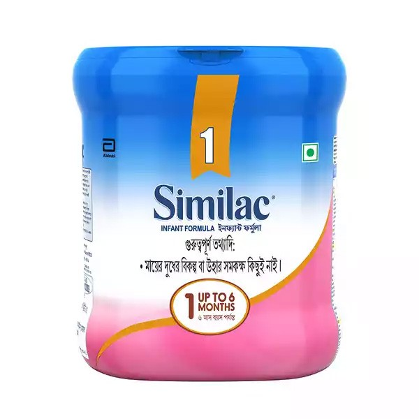 Similac Infant Formula 1 (0-6 Months) (400gm)