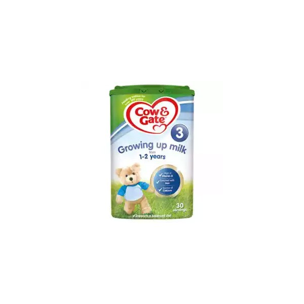 Cow & Gate Growing Up Milk 3 (1-2 Years) (800gm)