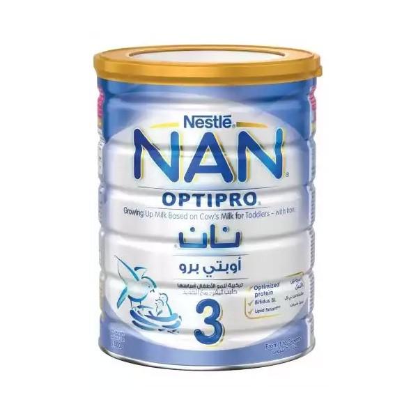 Nestlé NAN 3 Follow Up Formula With Optipro TIN (800gm)