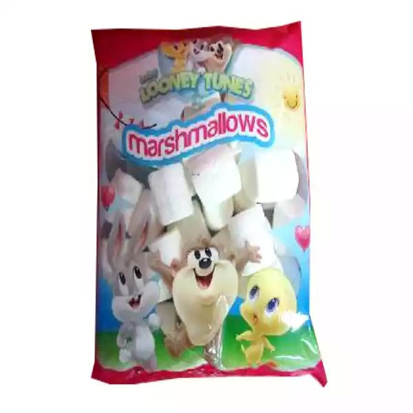Baby Looney Tunes MarshMallows White (200gm)