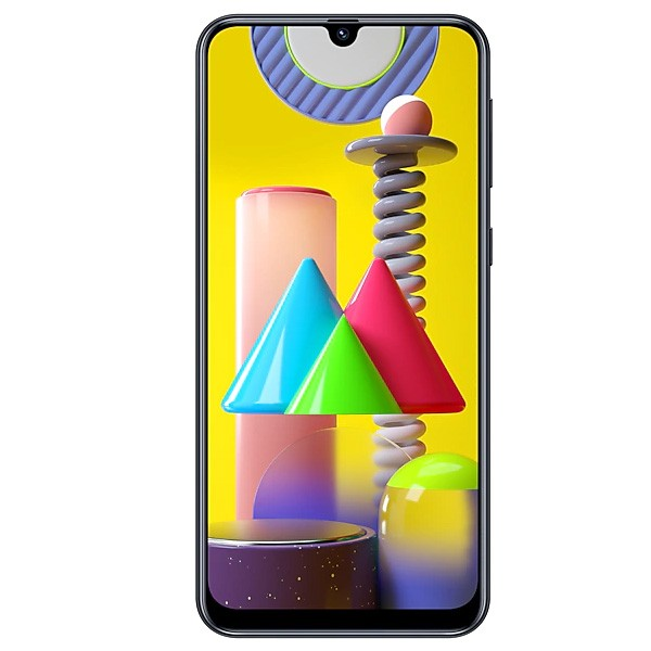 "Samsung Galaxy M31 - 8GB RAM/128GB ROM - 6.4"" sAMOLED FHD+Infinity U Display - Exynos 9611 SoC Processor - 6,000 mAH Battery (1pcs)"