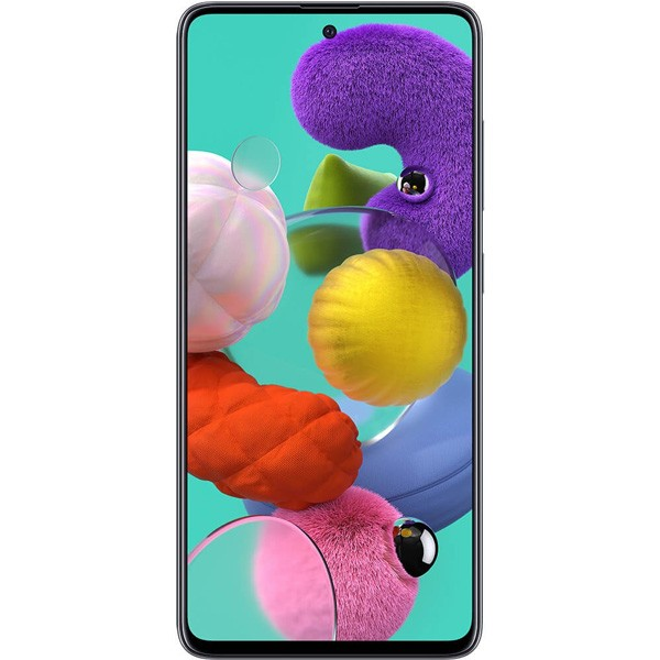 Samsung Galaxy A51 - Android 10; One UI - 6GB-128GB - Quad Camera - 48MP Camera (1pcs)