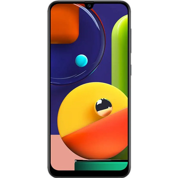 Samsung Galaxy A50s - 6GB/128GB - Super AMOLED FHD - Triple Camera 48MP, 8MP, 5MP - Selfie Camera 32MP (1pcs)