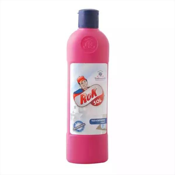 Rok Sol Tiles & Bathroom Cleaner  (500 ml)