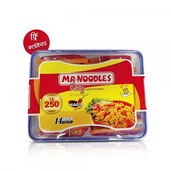 Mr. Noodles-14pcs (With Box)