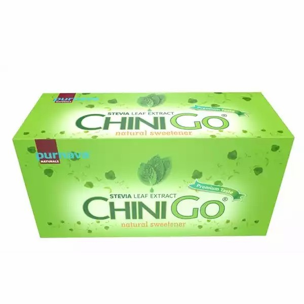 Purnava Chinigo Natural Sweetener (30 Sachets)