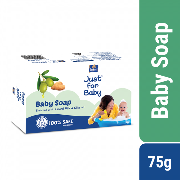Parachute Just for Baby Baby Soap (75gm)