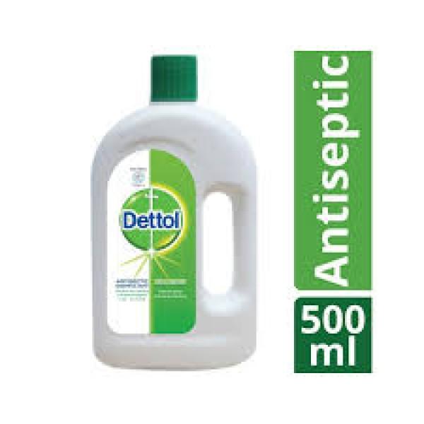 Dettol Antiseptic Liquid (500ml)