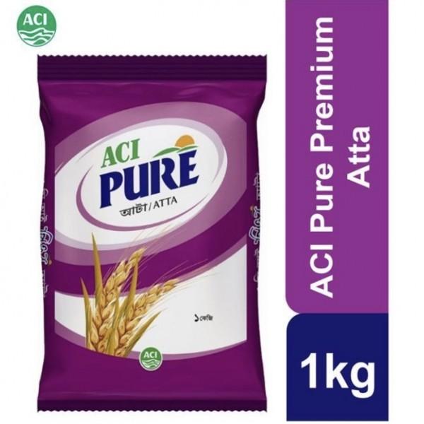 ACI Pure Premium Atta (1 kg)