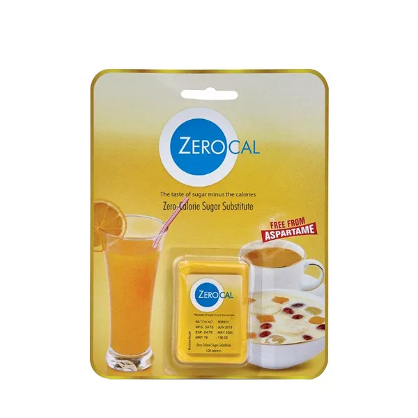 Zero Cal Sugar (100 Tablets)