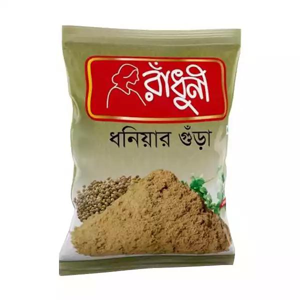 Radhuni Coriander (Dhoniya) Powder- 50 gm